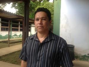 Pesquisador Jucivaldo Lima acredita que espécie pode ser encontrada em outros lugares. Foto: Fabiana Figueiredo/G1