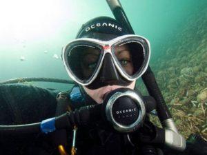 Sheree Marris quer conscientizar sobre a variedade de vida marinha na costa sul da Austrália. Foto: Sheree Marris