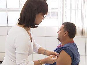População poderá tomar vacina contra a doença. Foto: Reprodução/TV Tem